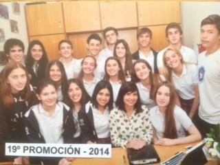 19º PROMOCIÓN 2014